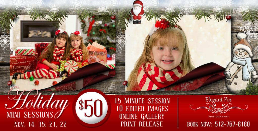 Christmas Facebook ad 2015