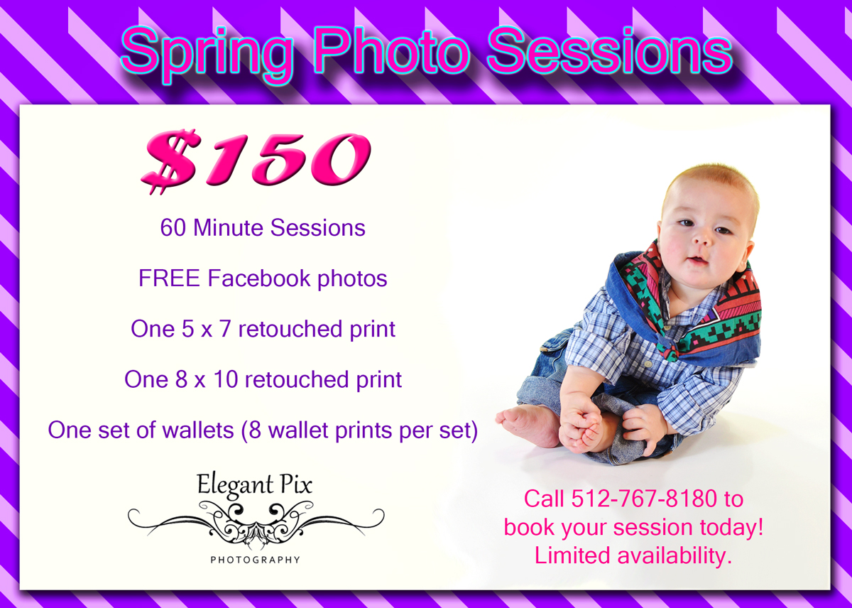 Spring Photo Sessions 2014